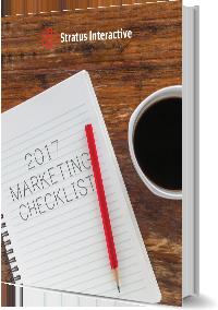 2017 Marketing Checklist E-Book