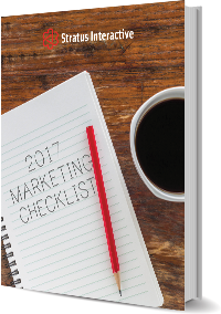 2017 Marketing Checklist E-Book