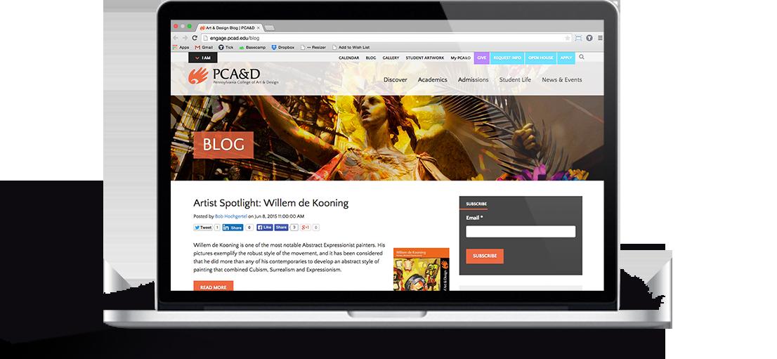 Portfolio-PCAD-Blog