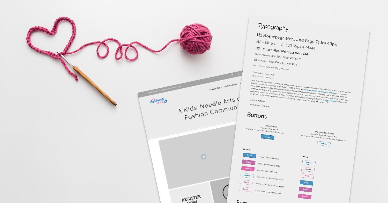 Portfolio-Handwork-Studio-Branding