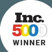 Inc. 5000 Badge